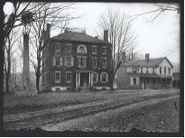 The Elephant Hotel, late 19th-early 20th century, Collection Somers Historical Society - Click to see enlarged image